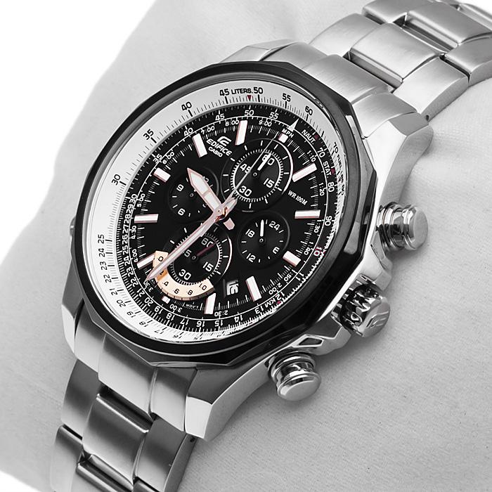 Edifice EFR-507D-1AVEF Edifice zegarek męski sportowy mineralne