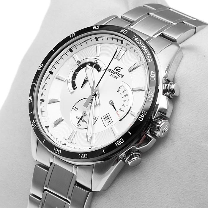 Edifice EFR-510D-7AVEF zegarek Edifice z chronograf