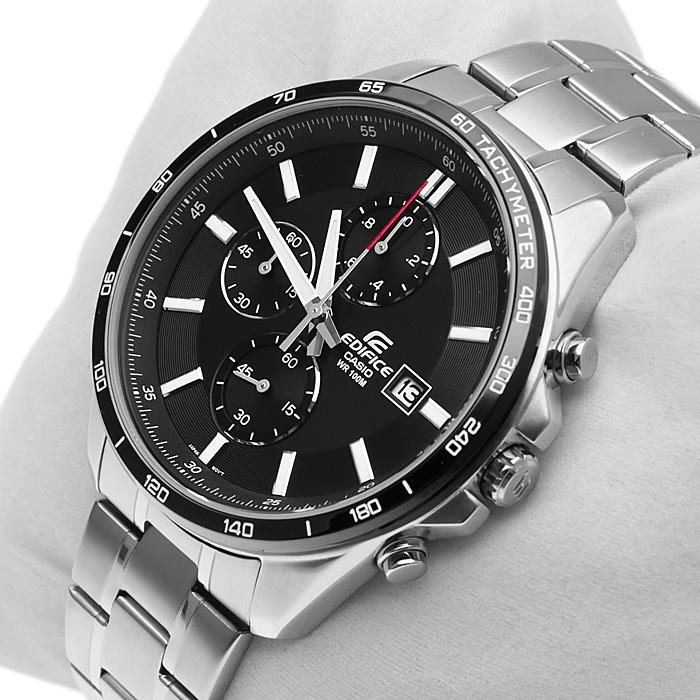 Edifice EFR-512D-1AVEF zegarek Edifice z chronograf