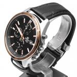 zegarek Edifice EFR-512L-1AVEF srebrny EDIFICE Momentum