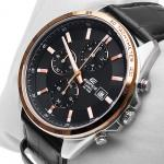 Edifice EFR-512L-1AVEF zegarek EDIFICE Momentum z chronograf