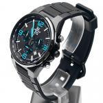 zegarek Edifice EFR-515PB-1A2VEF czarny Edifice