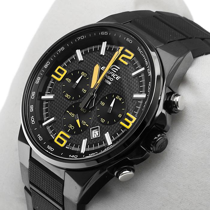 Edifice EFR-515PB-1A9VEF zegarek Edifice z chronograf