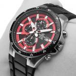 Edifice EFR-519-1A4VEF Edifice zegarek męski sportowy mineralne