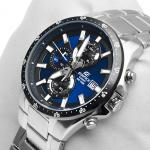 Edifice EFR-519D-2AVEF EDIFICE Momentum zegarek męski klasyczny mineralne