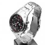 zegarek Edifice EFR-521D-1AVEF srebrny EDIFICE Momentum