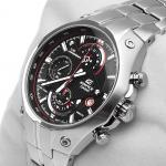 Edifice EFR-521D-1AVEF zegarek EDIFICE Momentum z chronograf