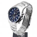 zegarek Edifice EFR-522D-2AVEF srebrny Edifice