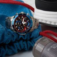 Edifice EFR-557TR-1AER męski zegarek EDIFICE Premium bransoleta