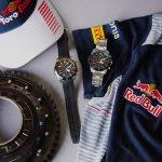 zegarek Edifice EFR-557TR-1AER srebrny EDIFICE Premium