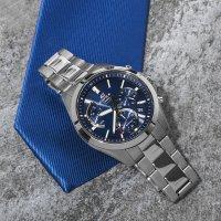 zegarek Edifice EFS-S530D-2AVUEF RETROGRADE CHRONO SAPPHIRE SOLAR męski z chronograf EDIFICE Premium
