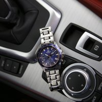 zegarek Edifice EFV-540D-2AVUEF męski z chronograf EDIFICE Momentum