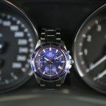zegarek Edifice EFV-540D-2AVUEF srebrny EDIFICE Momentum