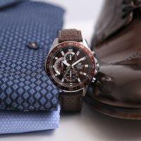 Edifice EFV-550L-5AVUEF zegarek męski EDIFICE Momentum