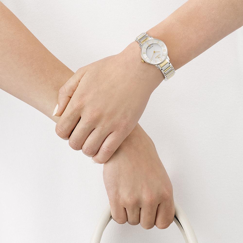 zegarek Citizen EM0524-83A srebrny Elegance