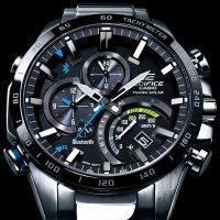 Edifice EQB-501XDB-1AER zegarek męski EDIFICE Premium
