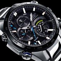 zegarek Edifice EQB-501XDB-1AER męski z tachometr EDIFICE Premium