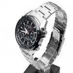 zegarek Edifice EQS-500DB-1A1ER srebrny EDIFICE Momentum