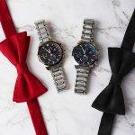 zegarek Edifice EQS-600D-1A2UEF srebrny EDIFICE Premium