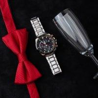 zegarek Edifice EQS-600DB-1A4UEF męski z chronograf EDIFICE Premium