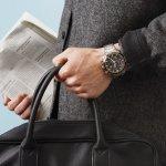 Edifice EQS-600DB-1A4UEF EDIFICE Premium zegarek męski klasyczny mineralne