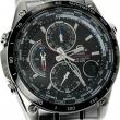 zegarek Edifice EQW-500DBE-1AVER męski z tachometr EDIFICE Momentum