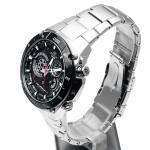zegarek Edifice EQW-M1100DB-1AER srebrny Edifice