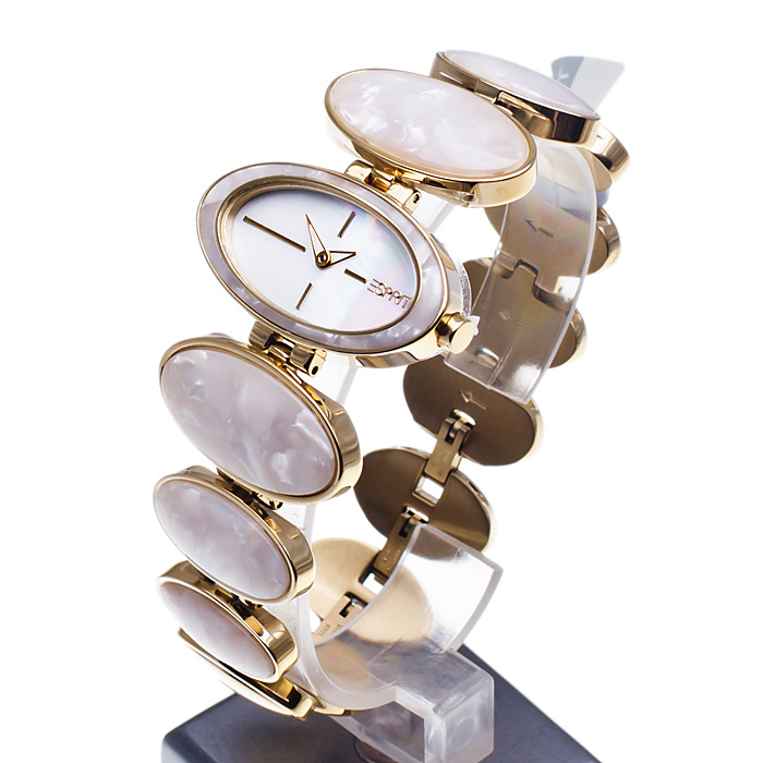 Esprit ES103802003 damski zegarek Damskie bransoleta