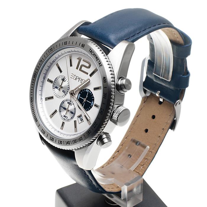 Esprit ES104111002 męski zegarek Męskie pasek