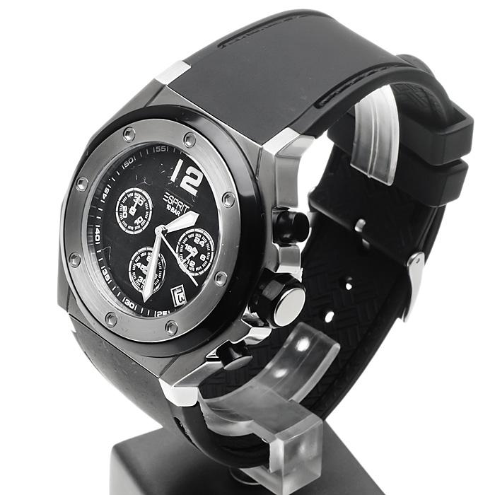 zegarek Esprit ES104171001 męski z chronograf Męskie