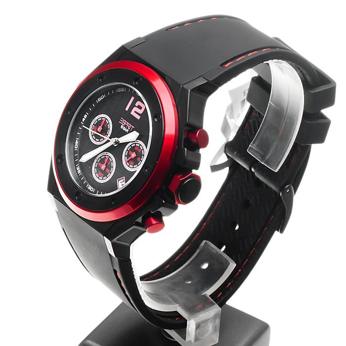 zegarek Esprit ES104171002 męski z chronograf Męskie