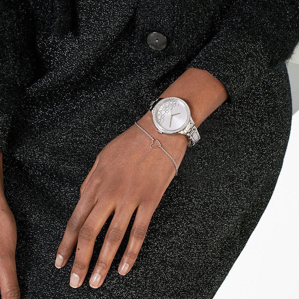 Esprit ES109592001 damski zegarek Damskie bransoleta