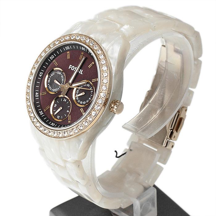Fossil ES2794 damski zegarek Ladies Dress bransoleta