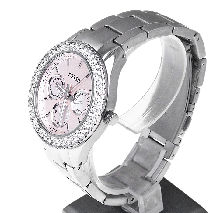 Fossil ES2946 damski zegarek Ladies Dress bransoleta