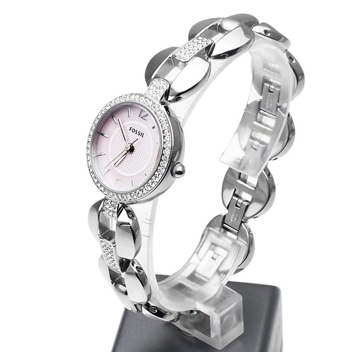 Fossil ES3012 damski zegarek Ladies Dress bransoleta