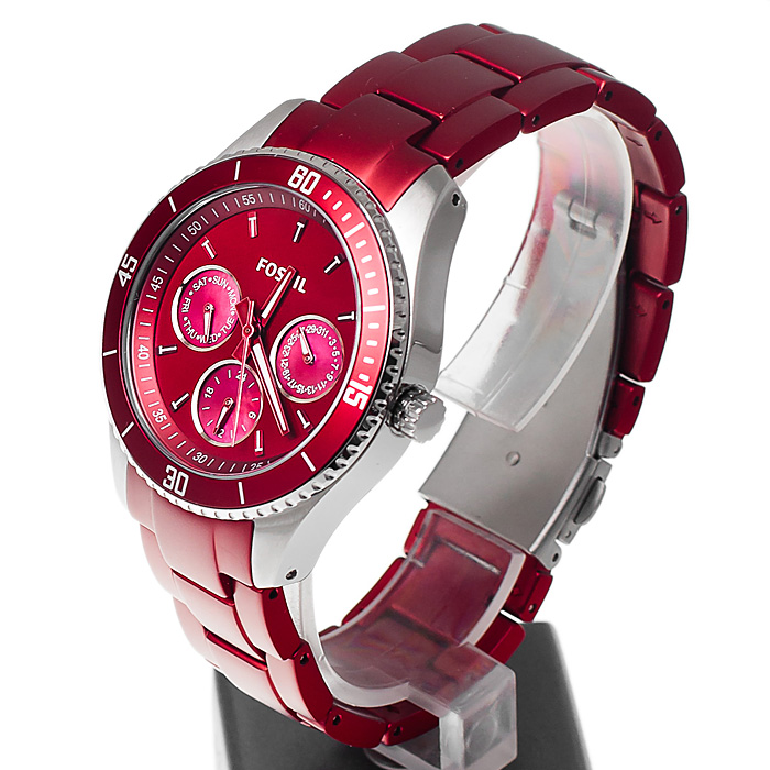 Fossil ES3034 damski zegarek Wyprzedaż bransoleta
