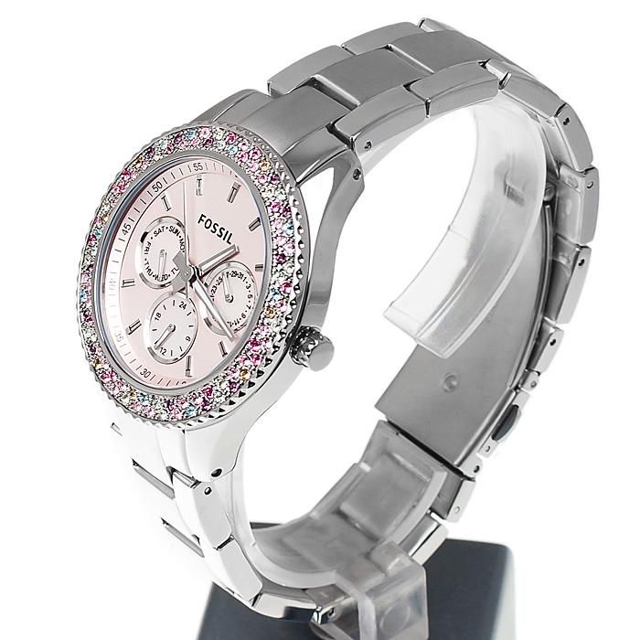 Fossil ES3050 damski zegarek Stella bransoleta