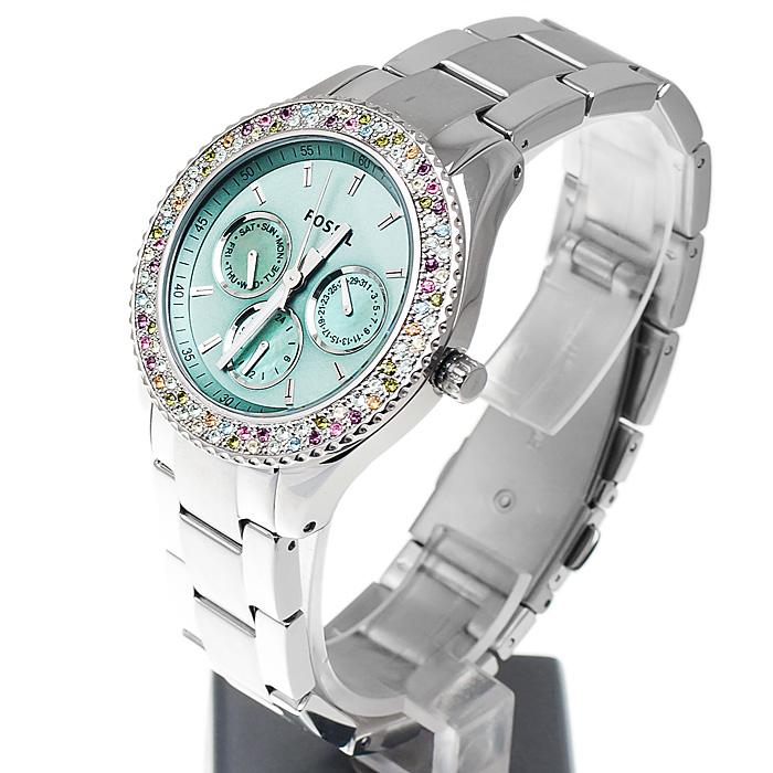 Fossil ES3051 damski zegarek Stella bransoleta