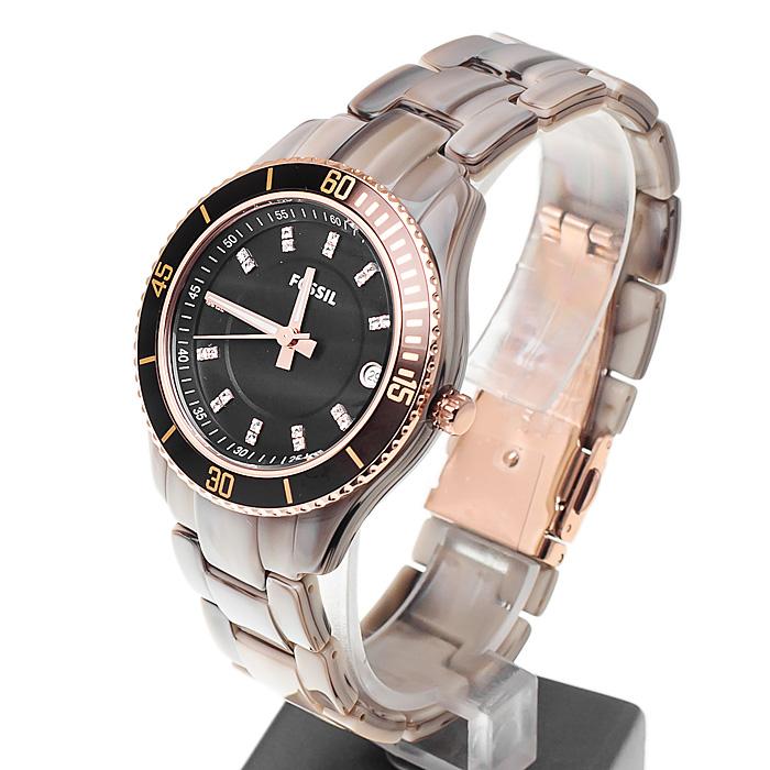 Fossil ES3090 damski zegarek Ladies Dress bransoleta