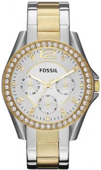 Fossil ES3204 - zegarek damski