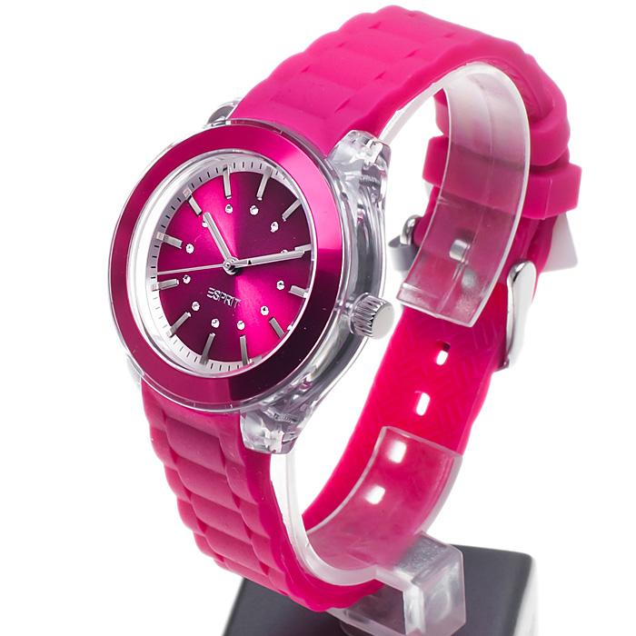 Esprit ES900682010 damski zegarek Damskie pasek