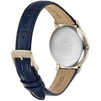 Citizen EX1493-13A Ecodrive klasyczny zegarek złoty