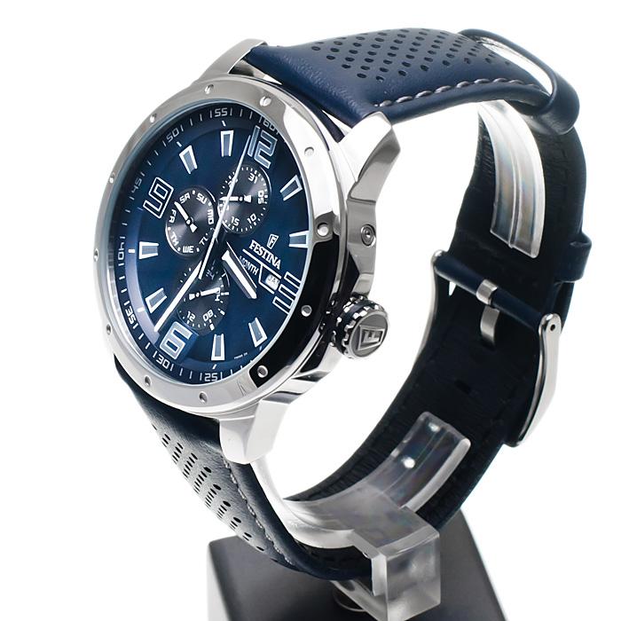 Festina F16585-3 męski zegarek Sport pasek