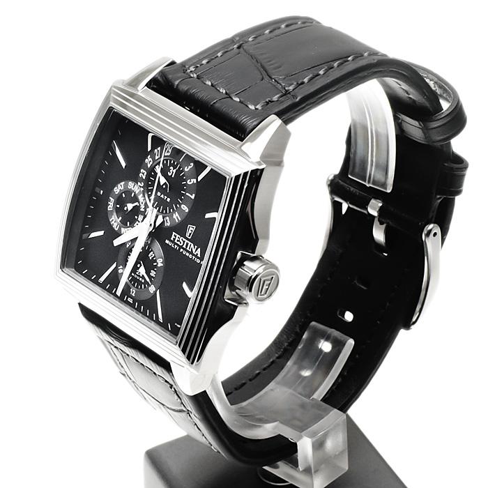 Festina F16586-6 męski zegarek Trend pasek