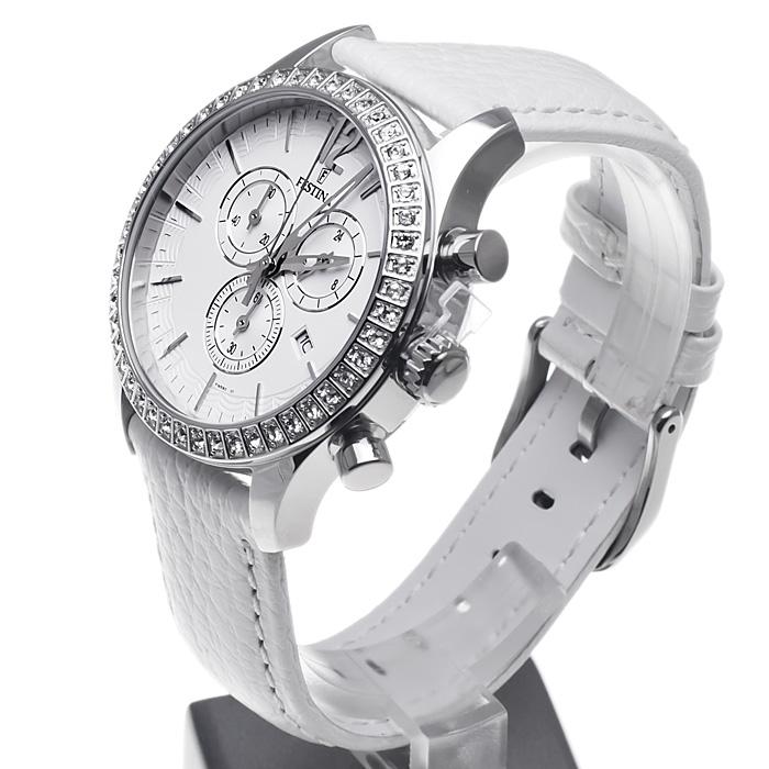 zegarek Festina F16590-1 damski z chronograf Trend
