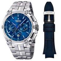 F20327-3 - zegarek męski - duże 7