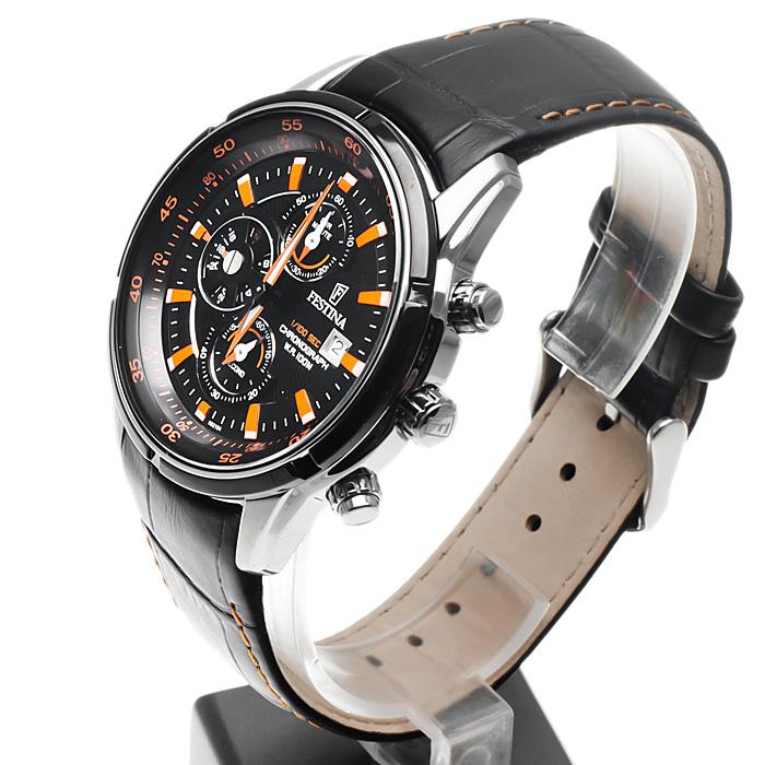 zegarek Festina F6821-4 męski z chronograf Sport