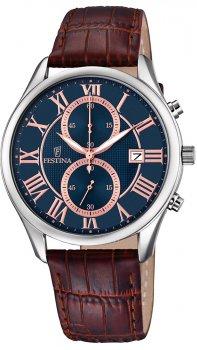 Festina F6855-3 - zegarek męski