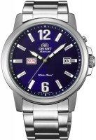 Zegarek męski Orient  contemporary FEM7J007D9 - duże 1