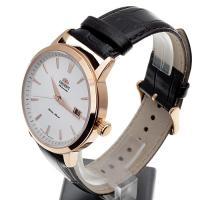 Orient FER27003W0 Symphony Contemporary klasyczny zegarek różowe złoto